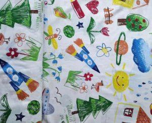 Детское постельное белье 160х80 купить в Москве