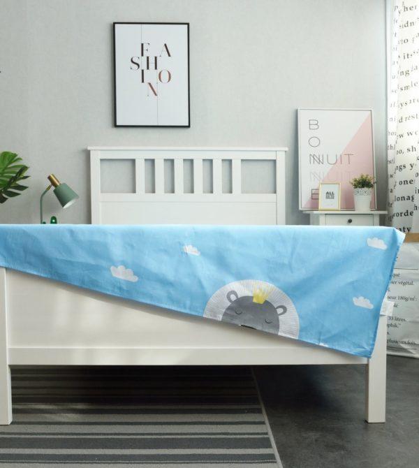 1 спальный комплект постельного белья!