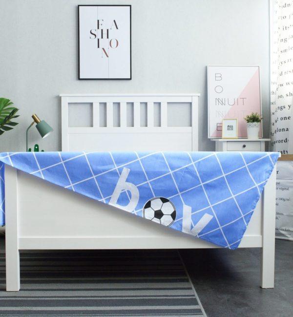 Детское постельное белье футбол!