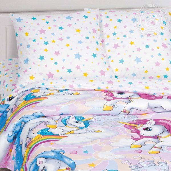 Детское постельное белье 80х160