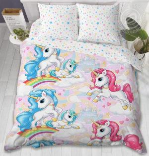 Детское постельное белье 160х80
