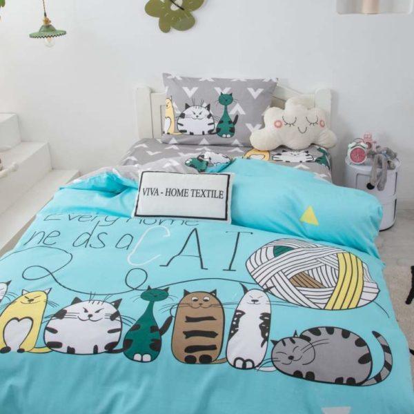 Ткань для детского постельного белья!