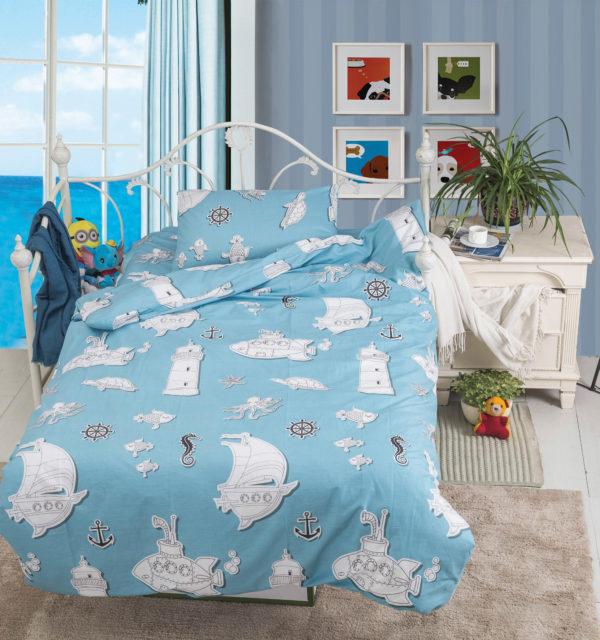 Купить детское постельное белье для мальчика