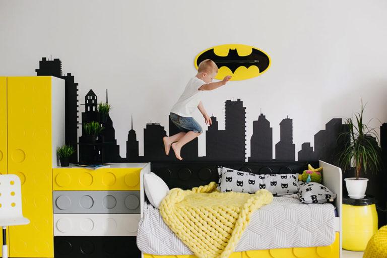 Радость ребёнка это его детская комната!