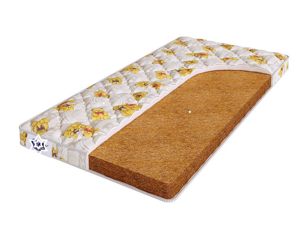 Кокосовый матрас в детскую кроватку! Скидки!