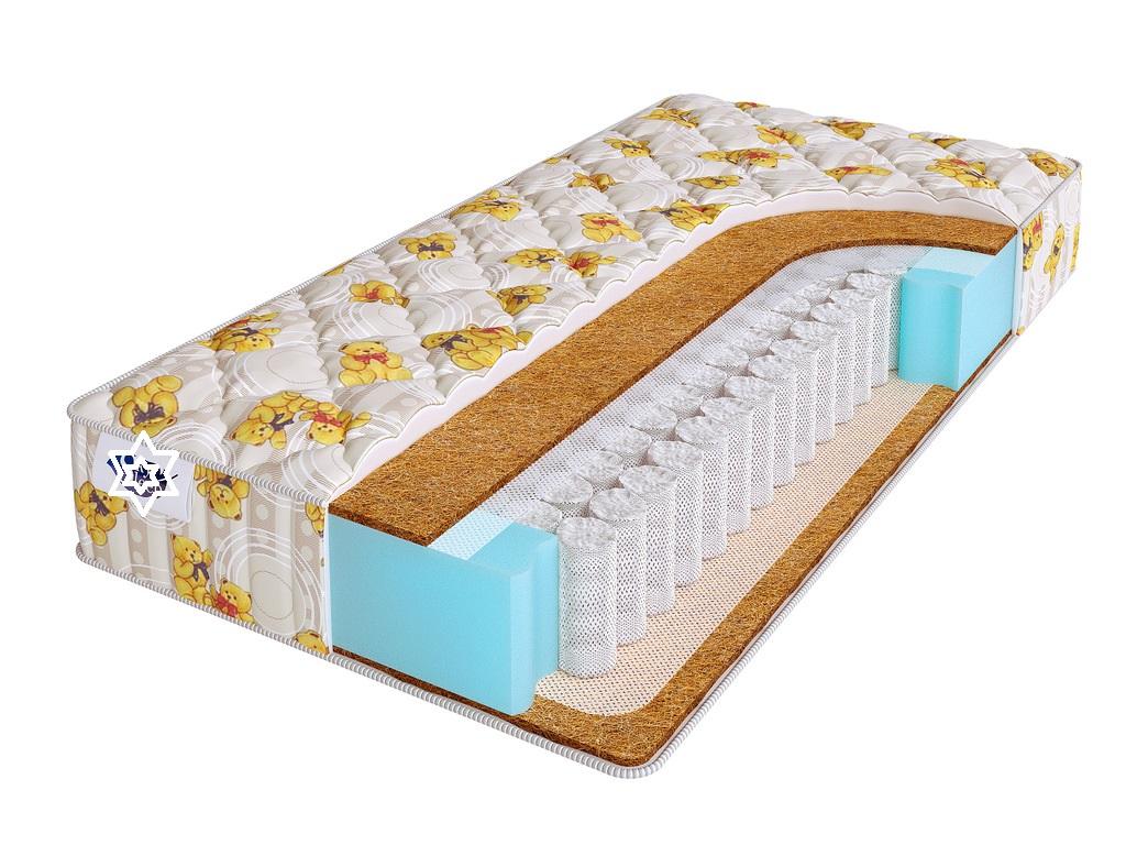 Классный матрас для детской кровати!