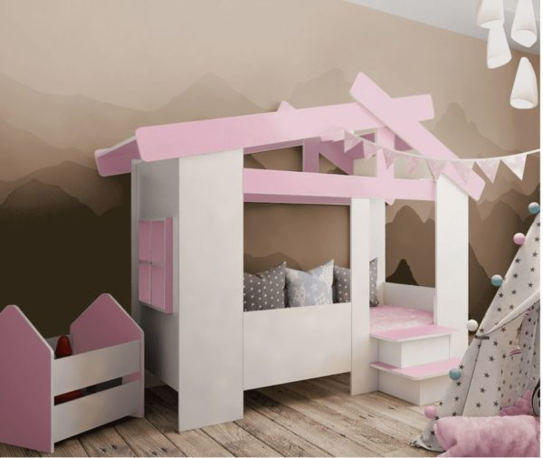 Купить кровать домик в Москве!