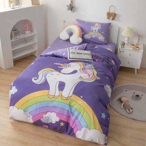 Детское постельное белье с Единорогами!