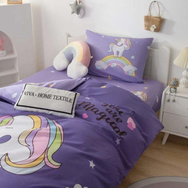 Девочка детский постельный комплект