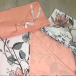 Комплект детского постельного белья Цветник