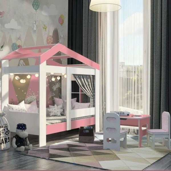 Новинка! Кровать домик для девочки! Недорого!