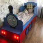 Новинка! Детская кровать Томас 80 190 см