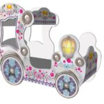 Кровать карета Принцесса по отличной цене!
