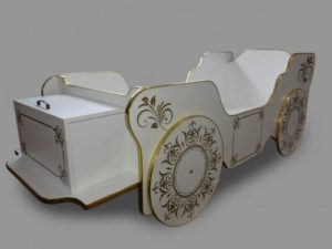 Купить б у детскую кровать для принцессы