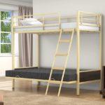 Кровать чердак с диваном для родителей