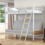 Детские кровати из металла