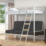Кровать икеа детская двухъярусная металл