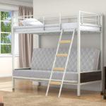 Кровать детский метал двухъярусная