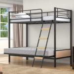 Кровать чердак металлическая икеа