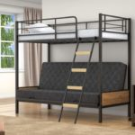 Кровать чердак для подростка металлическая
