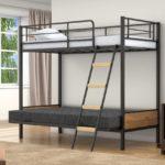 Кровать чердак металлическая размер