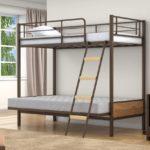 Двухъярусная детская кровать Лофт