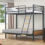Металлическая кровать чердак цены