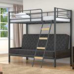 Металлическая кровать чердак севилья 3