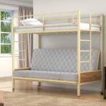 Кровать двухъярусная 900х2000 металлическая Уфа детская