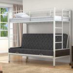 Кровать металлический производство