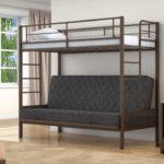Кровать двухъярусная металлическая недорого