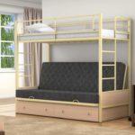 Металлические детские кровати чердаки