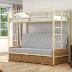 Купить детскую металлическую кровать
