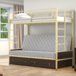 Детская металлическая кровать икеа