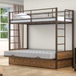 Железная кровать купить