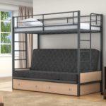 Взрослые металлические двухъярусные кровати купить