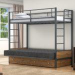 Двухъярусные металлические кровати недорого в Москве