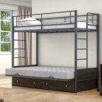 Купить кровать металлическую двухъярусную Екатеринбург