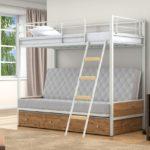 Железные двухъярусные кровати