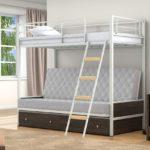 Кровать детская железная