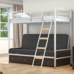 Кровать двухъярусный кровать чердак