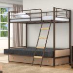 Купить двухъярусные металлические кровати Екатеринбург