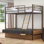 Двухъярусные кровати металлические Краснодар