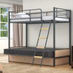 Двухъярусные металлические кровати купить недорого