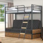 Кровать двухъярусная металлическая икеа цена