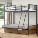 Двухъярусные металлические кровати Екатеринбург