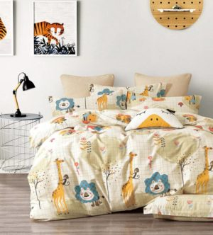 Сатиновое постельное бельё детское 1,5 спальное