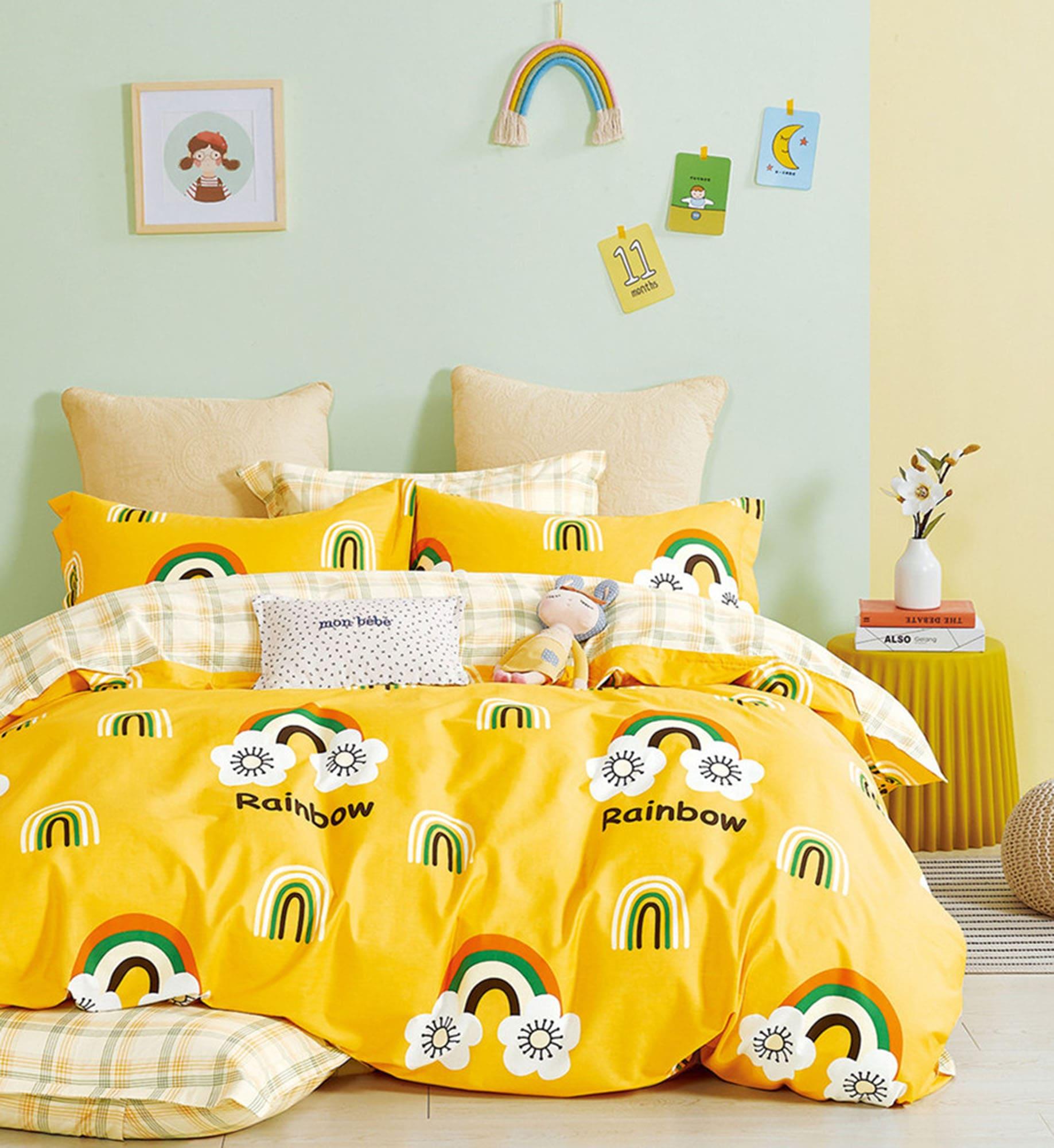 Детский комплект постельного белья 1 5 спальный