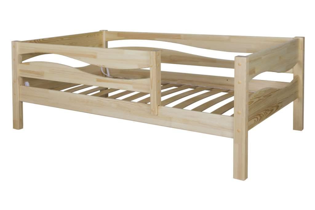 Кровать детская из дерева недорого! Доставка по России!