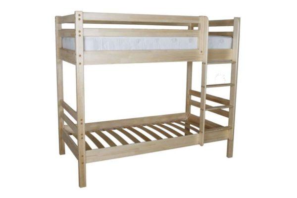 Двухъярусная кровать для детей из дерева Ладушки-1! Гарантия!